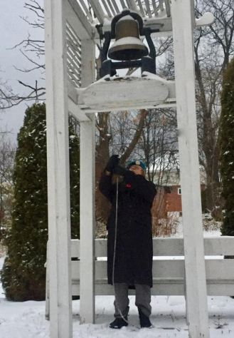 ringing the bell st saviour blind river 2